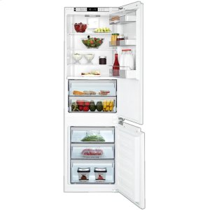 "Blomberg24"" Bottom Freezer/Fridge 10.5 cu ft, fully integrated panel ready"