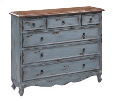 Shoreview 6-Drawer Cabinet