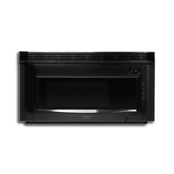 r1505lk in by sharp in pleasant hill ca over the range microwave oven rh friedmansappliance com Sharp Household Microwave Oven Household Microwave Oven Model MCO165UW