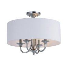 Bongo 4-Light Semi-Flush Mount/Pendant