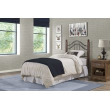 Madison Twin Headboard With Rails