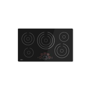 LG Appliances 36'' Electric Cooktop