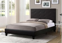 7597 Black Full Bed