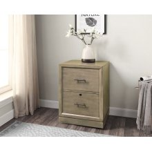 Midtown Rolling File Cabinet