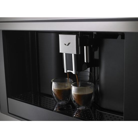hidden additional builtin coffee system