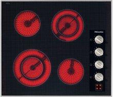 "24"" 4-Burner KM 5621 Electric Cooktop - Ceran® Glass Electric Cooktop (240V)"