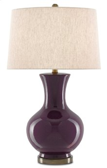 Aubergene Table Lamp - 28h