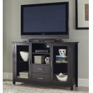 Trista Transitional Black TV Console Product Image