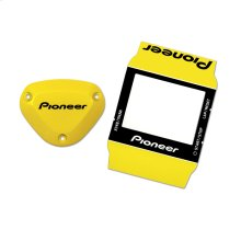 Team LottoNL-Jumbo Yellow Power Meter Cover and Computer Wrap