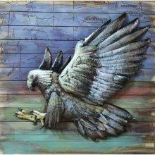 Hawk Wall Décor