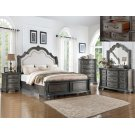 Sheffield Dresser Top Antique Grey Product Image