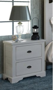 Bedroom HH-4270 Collection - 2 Drawer Nightstand - Sunset Trading Product Image