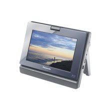 Portable Blu-ray disc™ player with built-in LCD monitor