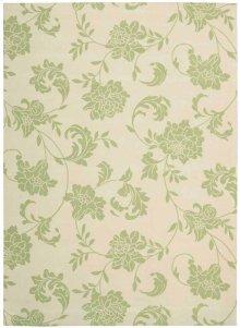 Home & Garden Rs014 Gre Rectangle Rug 5'3'' X 7'5''