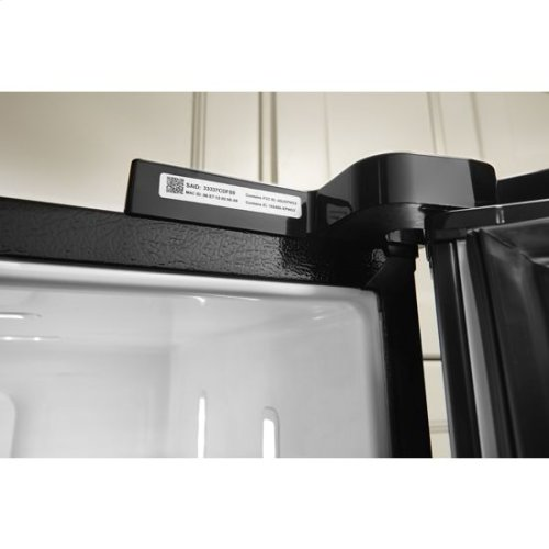 Whirlpool® Small-Space Compact Dishwasher with Stainless Steel Tub - Black