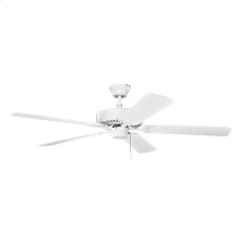 "52"" Basics Fan Collection 52"" Basics Ceiling Fan MWH"