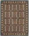 VALLENCIERRE VA06 MTC RECTANGLE RUG 7'6'' x 9'6''