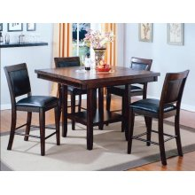 Fulton Counter Height 5PC Set (Table and 4 Chairs)