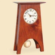 Mission Mantle Clock