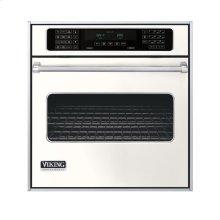 "Cotton White 27"" Single Electric Touch Control Premiere Oven - VESO (27"" Wide Single Electric Touch Control Premiere Oven)"