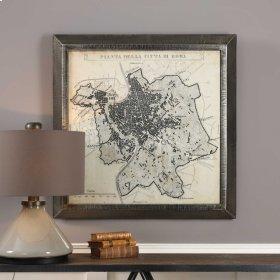 City Plan of Rome