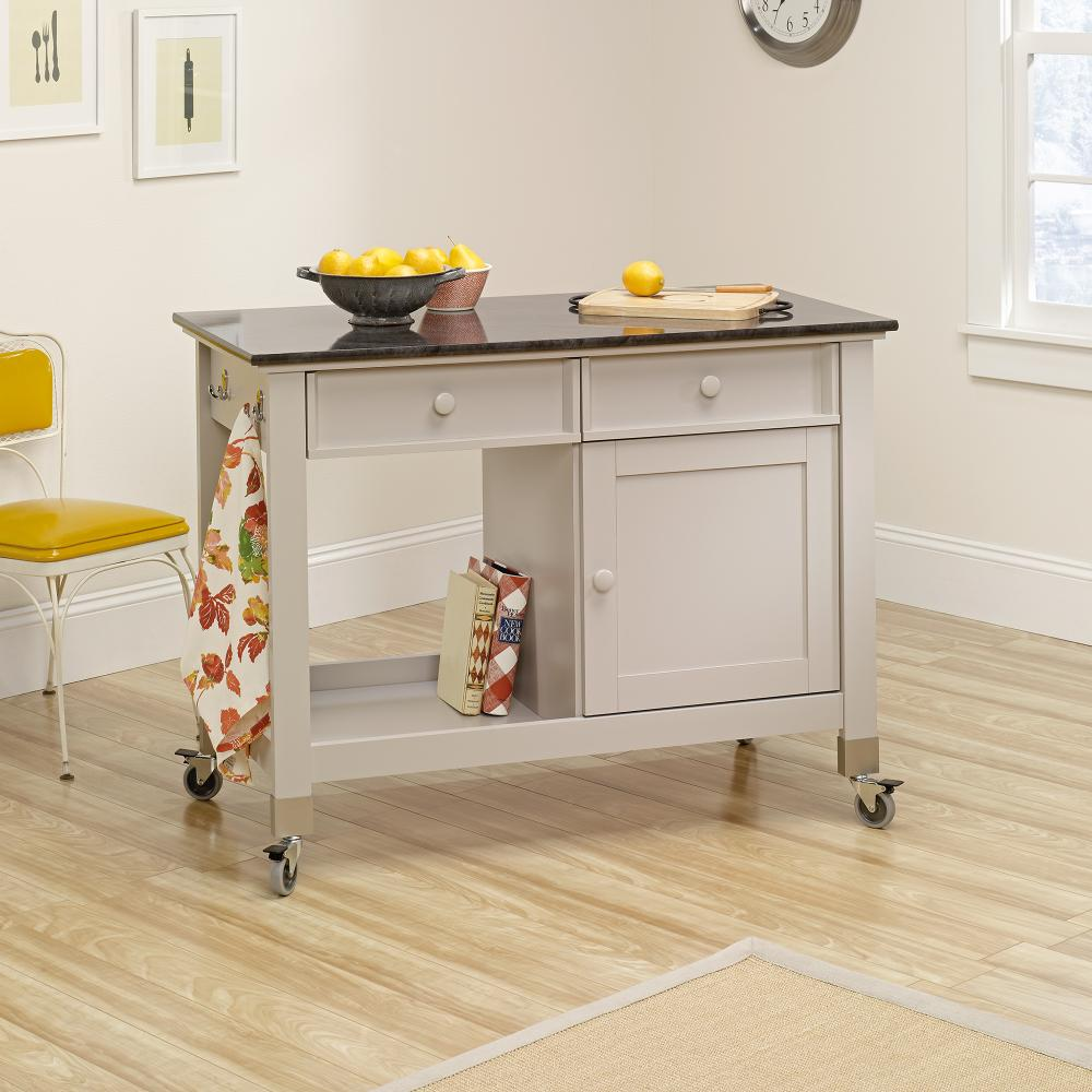Exceptionnel Mobile Kitchen Island Cart