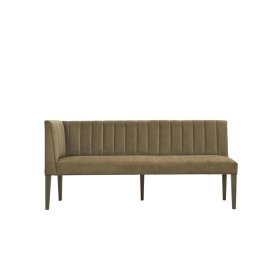 Amos Channeled Banquette