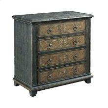 Hidden Treasures Four Drawer Cabinet