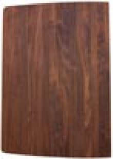 Wood Cutting Board (Fits Performa Silgranit II Equal Double Bowl)