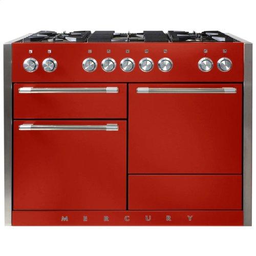 Scarlet (while supplies last) AGA Mercury Dual Fuel Range  AGA Ranges
