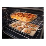 Amana 4.3 Cu. Ft. Single Thermal Wall Oven Black