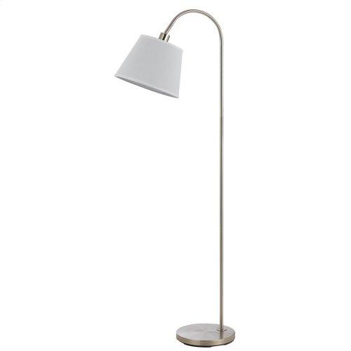 60W Covington Metal Floor Lamp