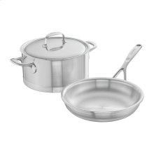 Demeyere Atlantis 7-Ply 3-pc Pots and pans set