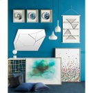 "Surya Wall Decor LDY-6000 36"" x 48"" Product Image"