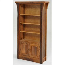Stony Brooke - 2 Door Bookshelf