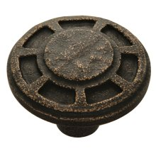 Riverside Knob - Antique Satin Bronze