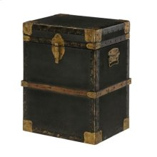 Hidden Treasures Trunk End Table