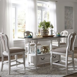 Liberty Furniture Industries5 Piece Gathering Table Set