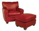 Bowden Chair & Ottoman Product Image