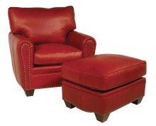 Bowden Chair & Ottoman
