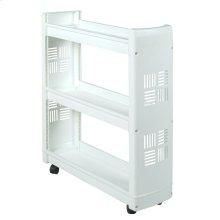 Laundry Supply Storage Cart