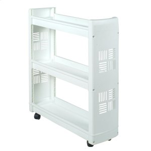 Laundry Supply Storage Cart -