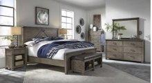 Tucker Queen Bed