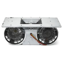 1200 CFM internal blower - Stainless Steel