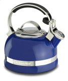 2.0-Quart Kettle with Full Stainless Steel Handle and Trim Band - Almond Cream Product Image