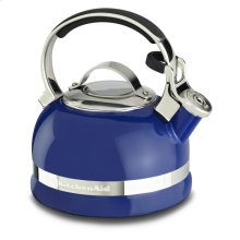 1.9 L Kettle with Full Stainless Steel Handle and Trim Band - Doulton Blue