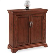 Traditional Foyer Cabinet/Hall Stand w/adjustable shelf #10002 Product Image