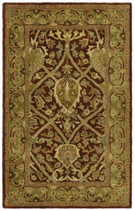 Persian Legend Hand Tufted/Hooked Small Rectangle (3'x5' - 4'x6') Rug