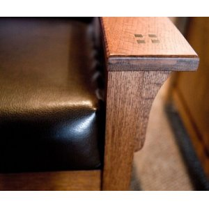 Morris Mission Chair