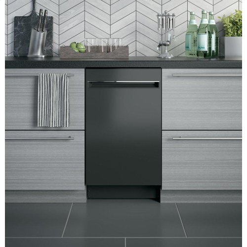 "GE Profile™ 18"" Built-In Smart Dishwasher"